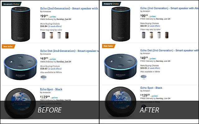 Amazon Font Rewinder