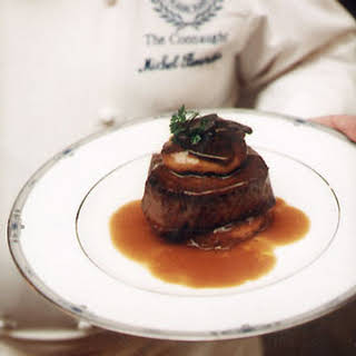 Beef Filets with Foie Gras and Truffles.