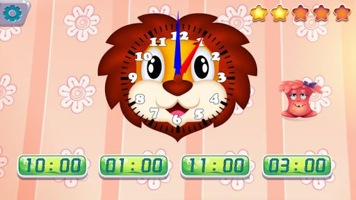 免費下載教育APP|时钟和时间用于学习的孩子 app開箱文|APP開箱王