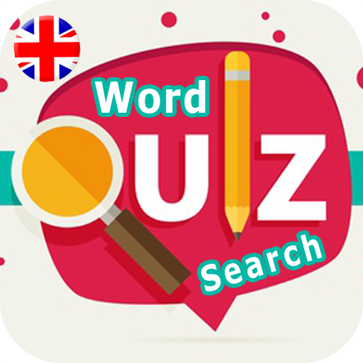 Word Search Quiz (English)