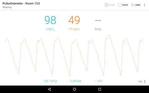 PulseOximeter screenshot 6