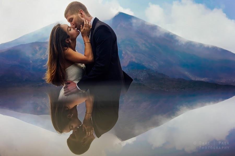 Wedding photographer Dave Paek (davepaekphotogr). Photo of 25.08.2016