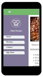 Stew Recipe - náhled