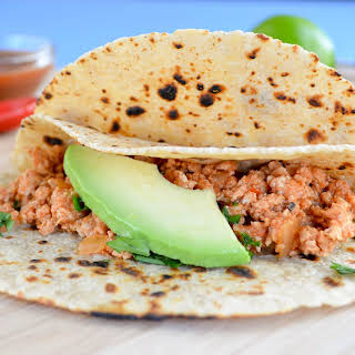 Slow Cooker Turkey Taco Meat.
