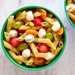 Bocconcini Summer Salad.