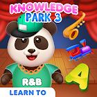 Knowledge Park 3 - racing & dancing games for kids