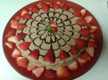 Chocolate Passion Torte Recipe