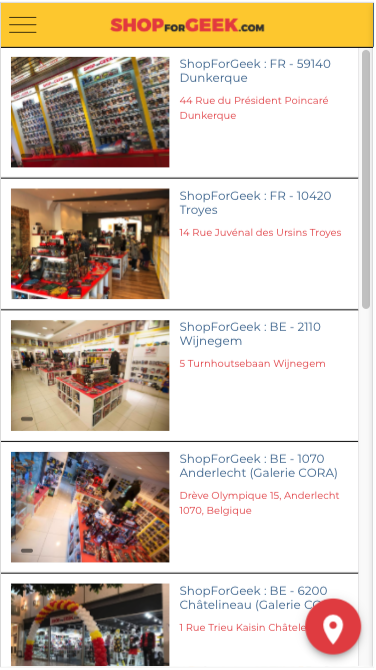 ShopForGeek- screenshot
