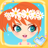 Lil Cuties Dress Up Girls Game