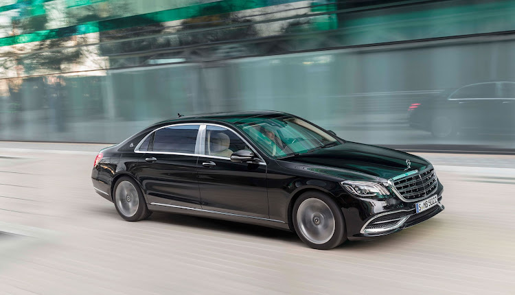 If a regular Mercedes S-Class seems too common, then the Maybach derivatives offer more luxury and personalisation