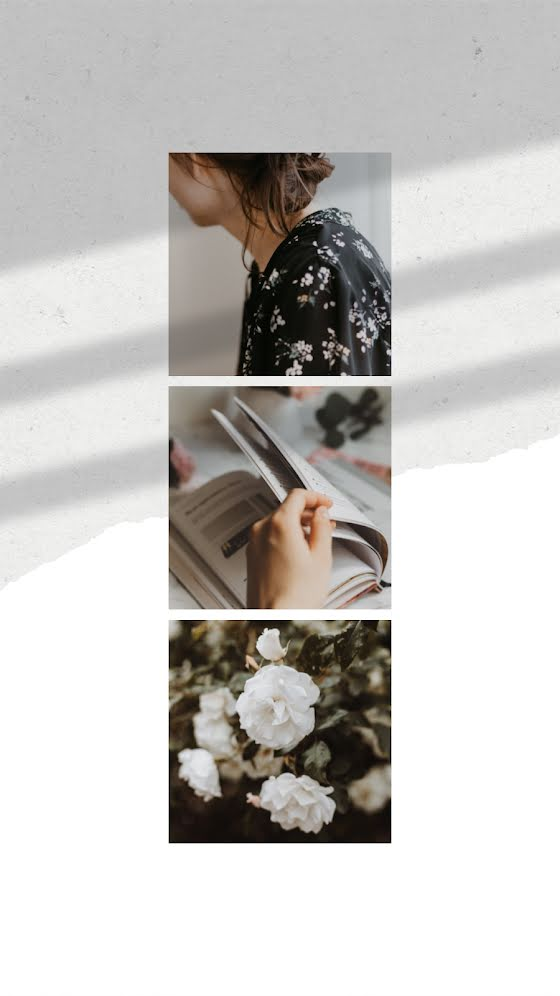 Languid Collage - Facebook Story Template