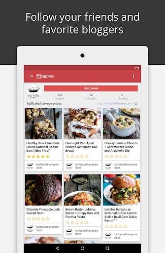 170,000+ Recipes BigOven screenshot 15