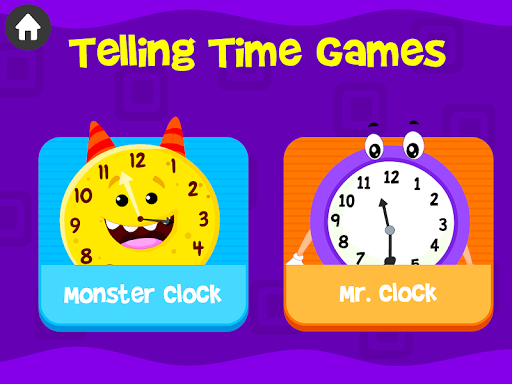 Telling Time Games For Kids - Learn To Tell Time 1.0 screenshots 12