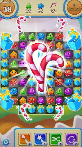 Macaron Pop : Sweet Match3 Puzzle android2mod screenshots 4