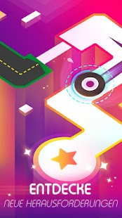 Dancing Ballz: Magic Dance Line Tiles Game Screenshot