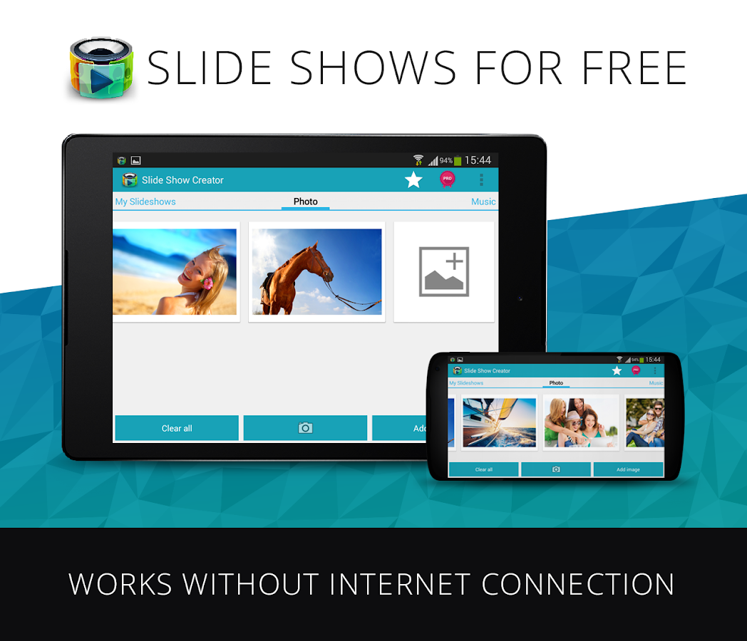 Slide Show Creator- screenshot