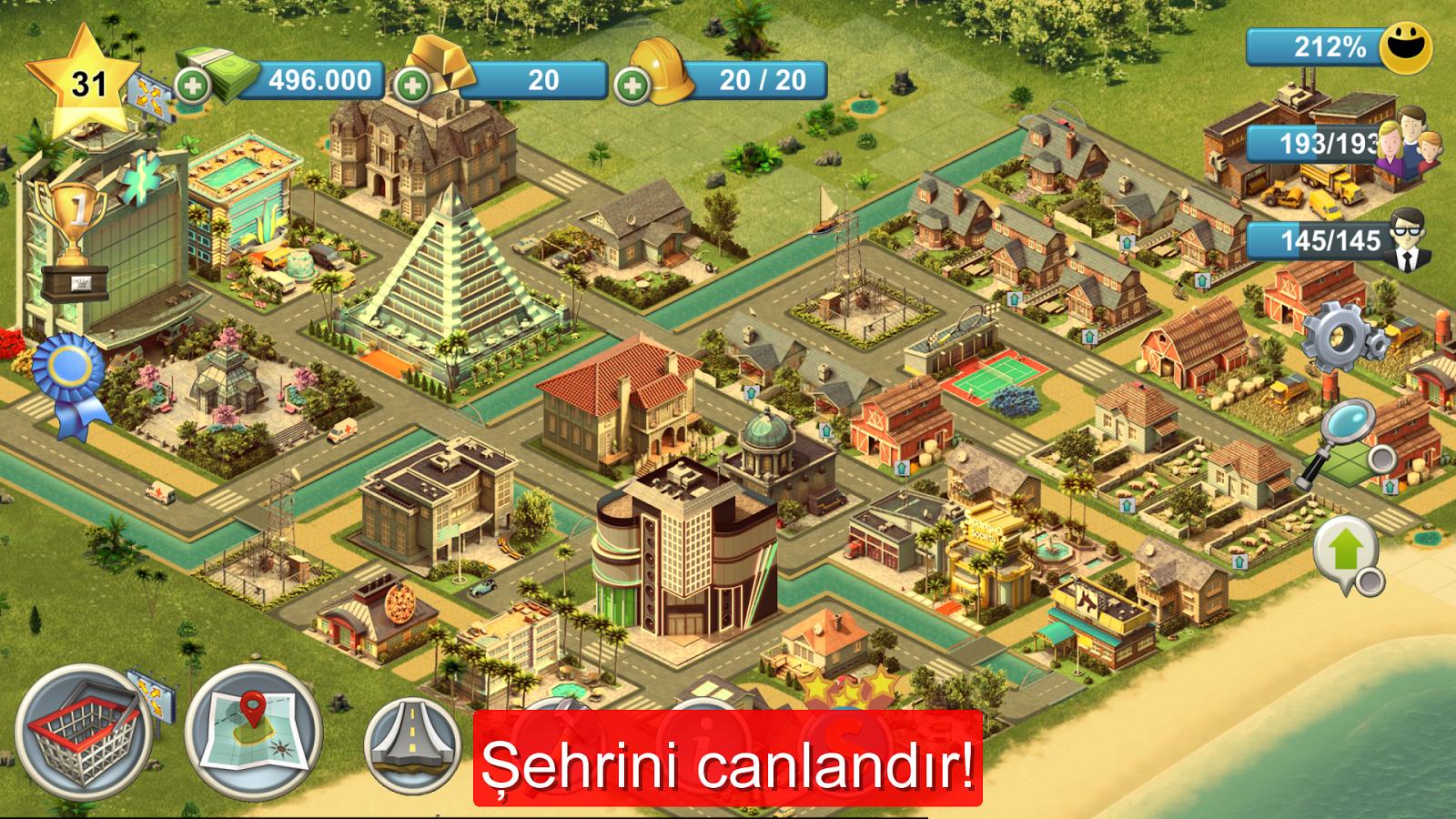 City Island 4: Sim İş Adamı HD google play ile ilgili görsel sonucu