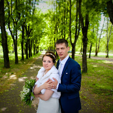 Wedding photographer Petr Kapralov (kapralov). Photo of 15.05.2016