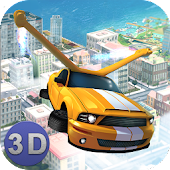 Flying Car Driver Simulator 3D Android APK Download Free By Game Mavericks