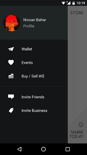 Bitwalking Screenshot