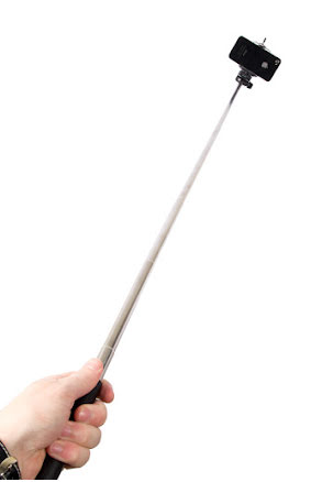 Selfiestick, 117 cm