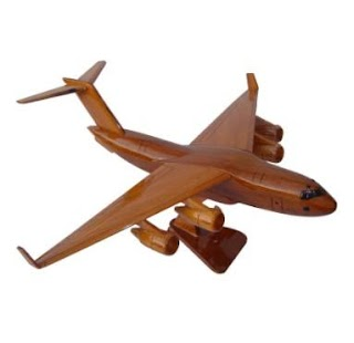 How to Make a Wooden Toy Plane - náhled
