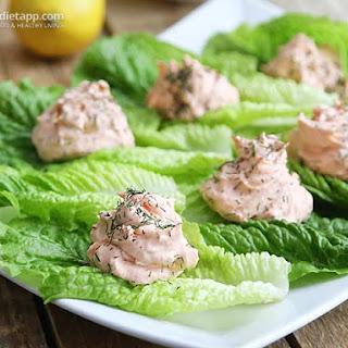 Savory Salmon Fat Bombs