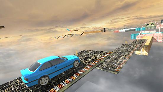 Impossible Tracks Car Stunts 3D - náhled