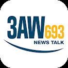 Radio 3AW icon