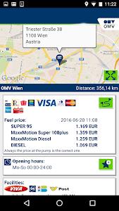 OMV Filling Stations screenshot 3
