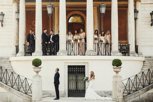 Wedding photographer Volodymyr Ivash (skilloVE). Photo of 01.01.2019