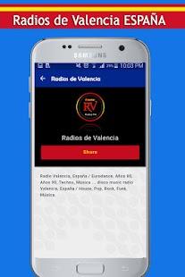 Radios de Valencia - náhled