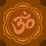 Om Chanting Meditation Icon