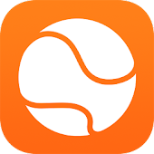 Find tennis player-play tennis
