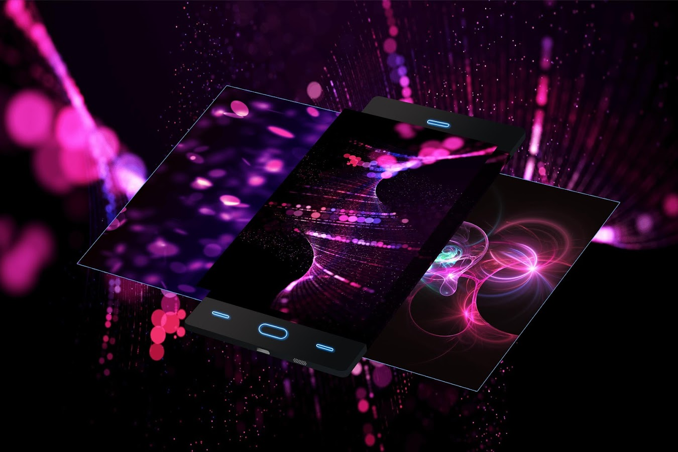 Neon 2 | HD Wallpapers - Theme- screenshot