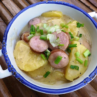 Ingredients Swabian Sour Potatoes