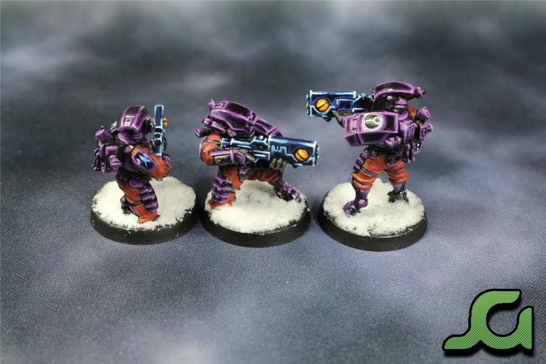 3 Breachers