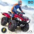 Snow Mountain ATV Bike Stunts 2020 New Racing Game APK