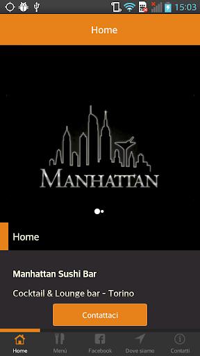Manhattan Sushi Bar