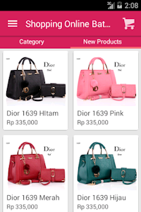 Shopping Online Batam screenshot 2
