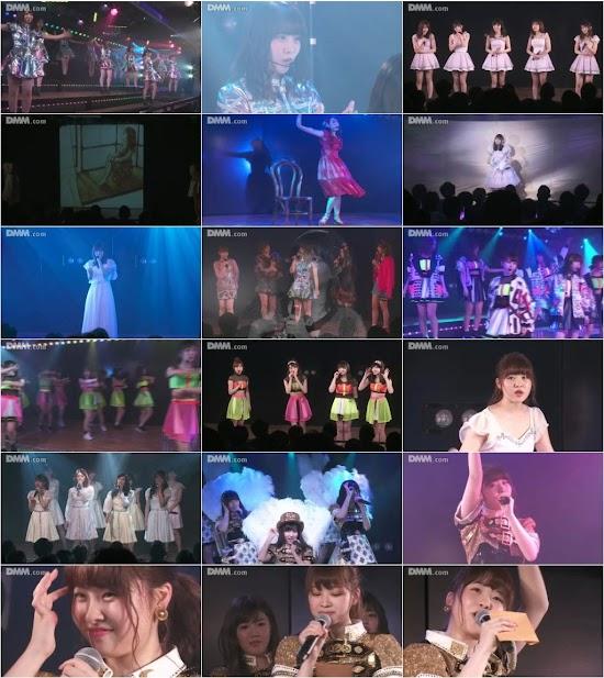 (LIVE)(公演) AKB48 チームA 「M.T.に捧ぐ」公演 中西智代梨 生誕祭 160513 160516