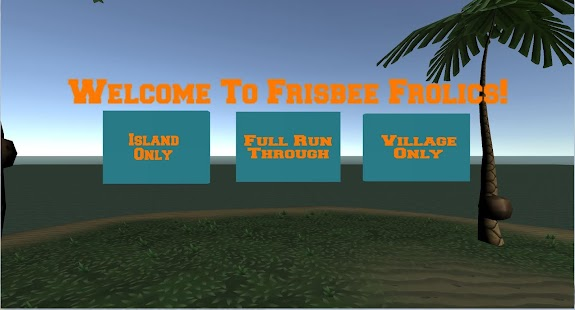 Frisbee Frolics!- screenshot thumbnail