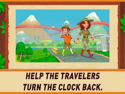 Lost Artifacts Time Machine v1.1 APK Full