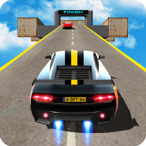 Car Racing Stunts- GT Car Racing Simulator