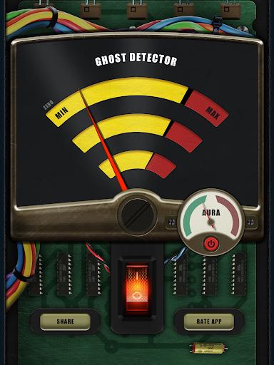 Ghost Detector - EM4 Sensor Radar for Pranks screenshot 4