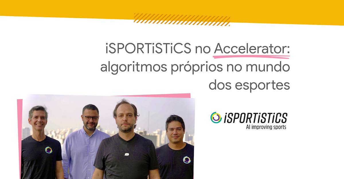 Algoritmos próprios no mundo dos esportes