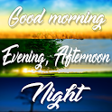 Morning  Afternoon Night Share icon