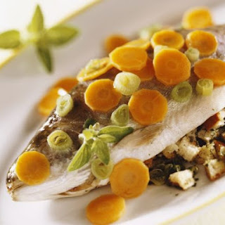 Trout Fish Dish