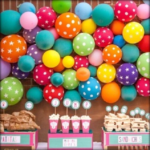 Baixar Decorando idéias para festas. para Android