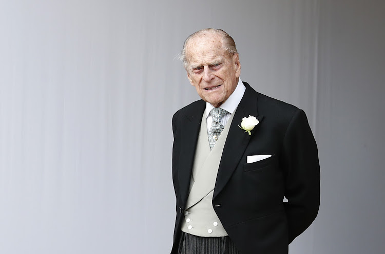 Prince Philip has died aged 99. File photo.